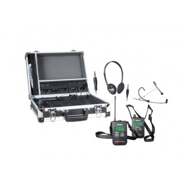 Mipro MTG-100 komplett system 12  ISM (863~865MHz)