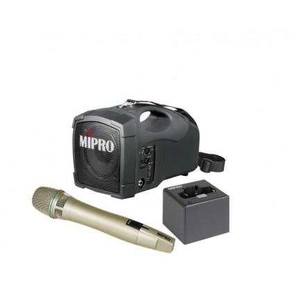 Mipro MA-101G + Mipro ACT-58HC + Mipro MP-8