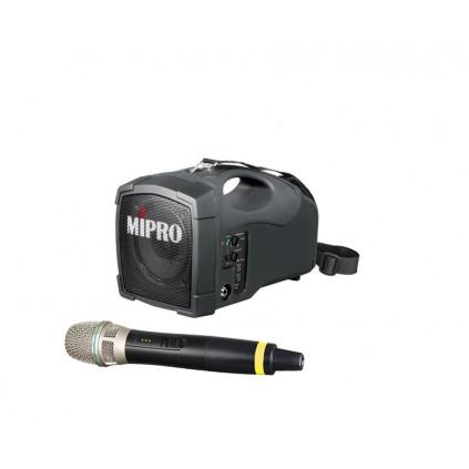 Mipro MA-101G + Mipro ACT-58H