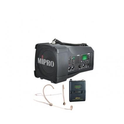 Mipro MA-100SG + Mipro ACT-58T + Mipro MU-53HNS