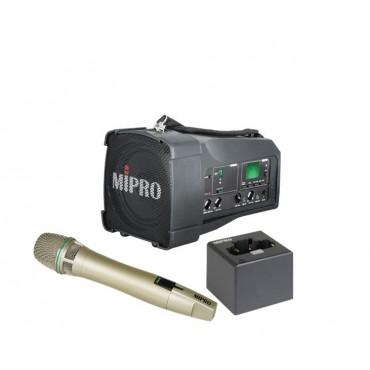 Mipro MA-100SG + Mipro ACT-58HC + Mipro MP-8 lader