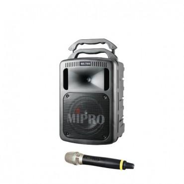 Mipro MA-708PA + Mipro MRM-58 + Mipro ACT-58H Håndmikrofon/Sender Digital