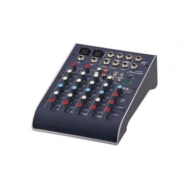 Studiomaster C2S ultra compact mixer