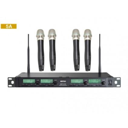 Mipro ACT-343/ACT-32HC x 4 5A 506~530MHz