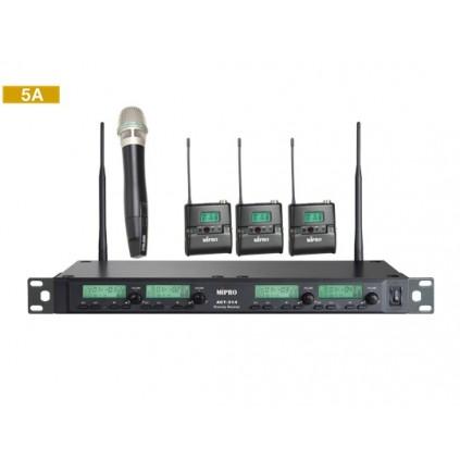 Mipro ACT-343/ACT-32HC x 1/32TC x 3  5A  506~530MHz combo