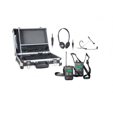 Mipro MTG-100 komplett system 28 ISM (863~865MHz)