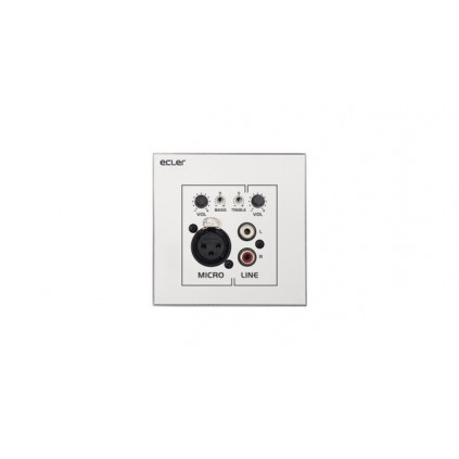 Ecler WPmMIX-T mikserpanel