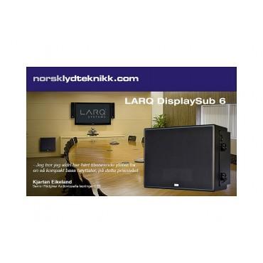 LARQ DisplaySub6, Black