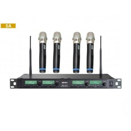 Mipro ACT-314/ACT-32H håndsett x 4 5A