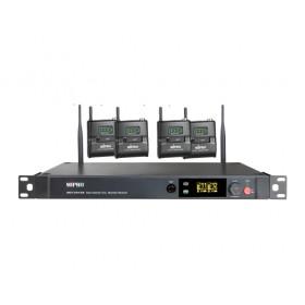 Mipro ACT-2414A/ACT-24TC x 4  2.4G