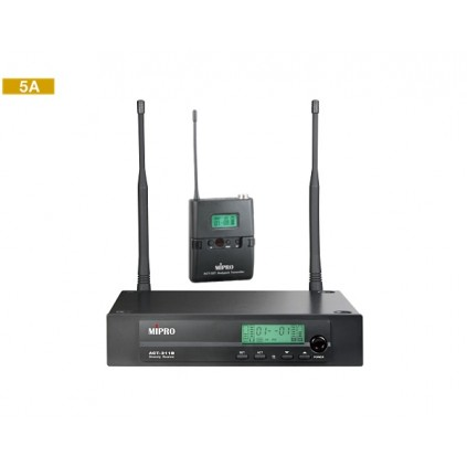 Mipro ACT-311B/ACT-32T lommesender  5A