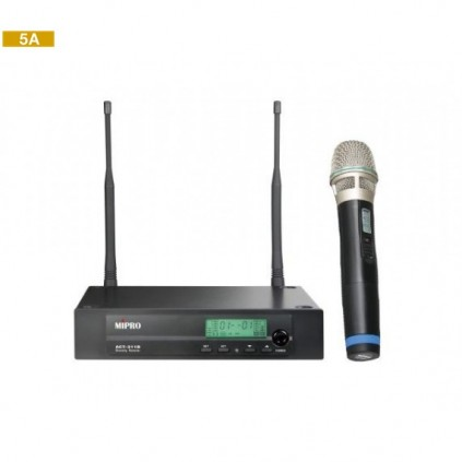 Mipro ACT-311B/ACT-32H Håndsett  5A (506~530MHz)
