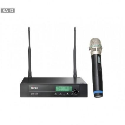 Mipro ACT-311B/ACT-32H Håndsett 8A-D (822~832MHz)