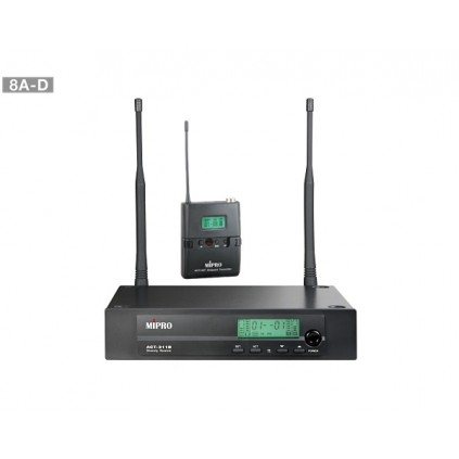 Mipro ACT-311(II)/ACT-32T  8A-D  822~832MHz  lommesender