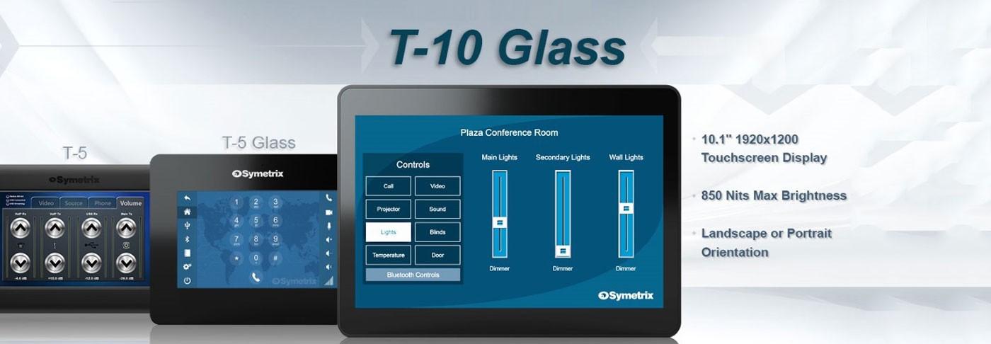 Symetrix T-10 Glass